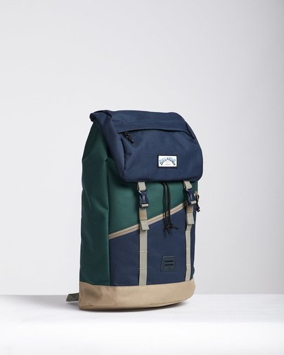 2 Track Pack - Backpack for Men Green Q5BP03BIF9 Billabong