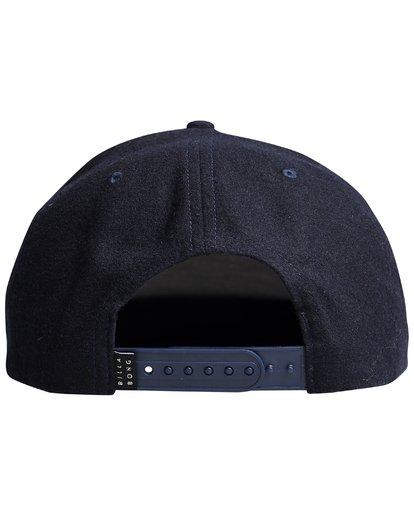 5 Stacked Up - Snapback Cap für Männer Blau Q5CM02BIF9 Billabong