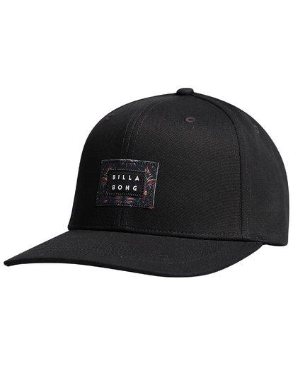 8 Plateau - Snapback Cap für Männer Schwarz Q5CM03BIF9 Billabong