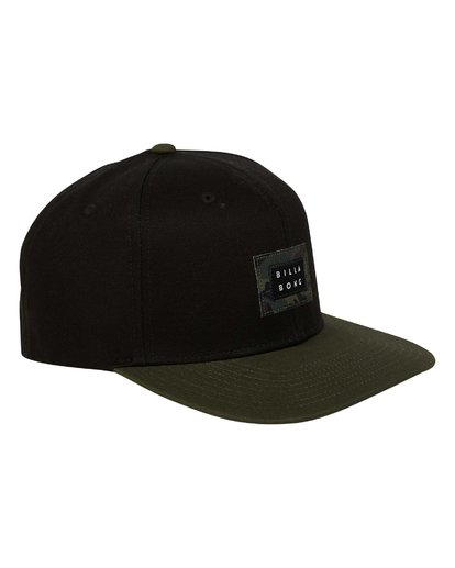 7 Plateau - Snapback Cap für Männer Schwarz Q5CM03BIF9 Billabong