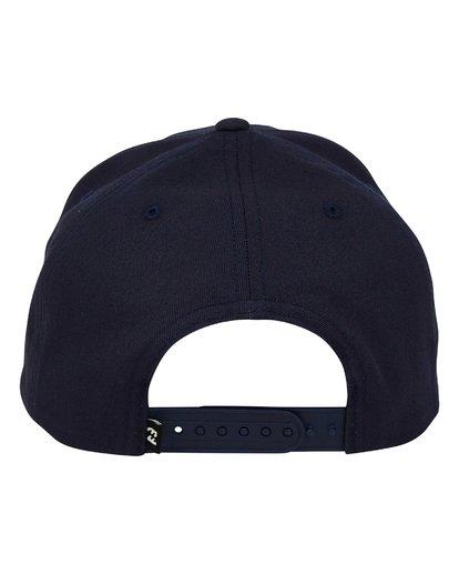 5 Plateau - Snapback Cap für Männer Blau Q5CM03BIF9 Billabong