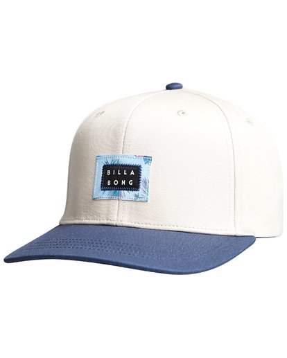 8 Plateau - Snapback Cap für Männer Blau Q5CM03BIF9 Billabong