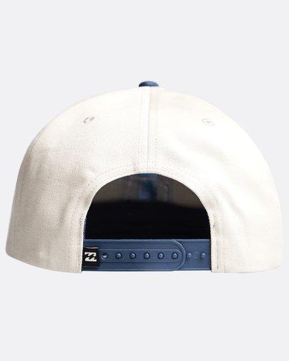 1 Plateau - Snapback Cap für Männer Blau Q5CM03BIF9 Billabong