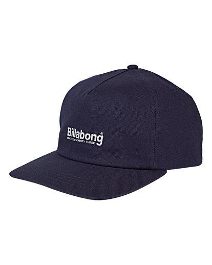 2 Wallride - Haube für Männer Blau Q5CM04BIF9 Billabong