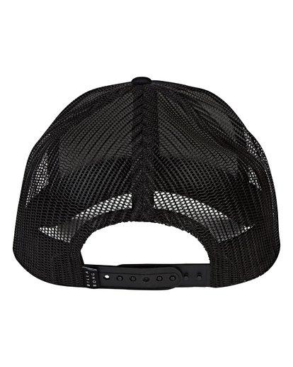 5 Walled - Trucker Cap for Men Black Q5CT01BIF9 Billabong