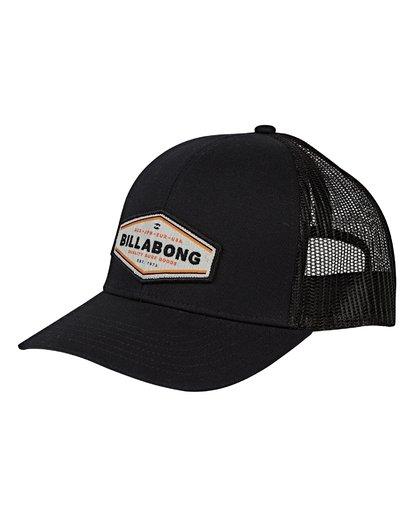 6 Walled - Trucker Cap for Men Black Q5CT01BIF9 Billabong