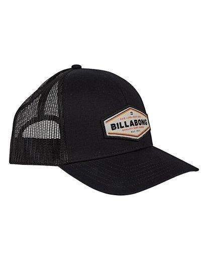 7 Walled - Trucker Cap for Men Black Q5CT01BIF9 Billabong