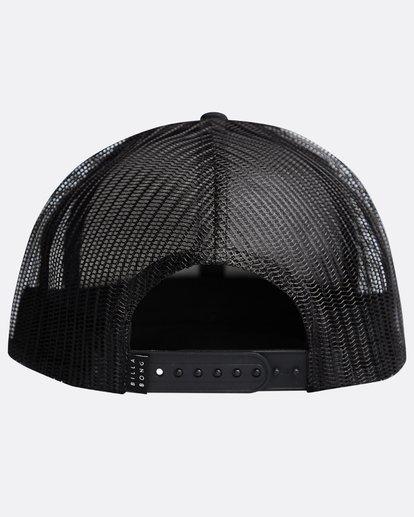 1 Walled - Trucker Cap for Men Black Q5CT01BIF9 Billabong