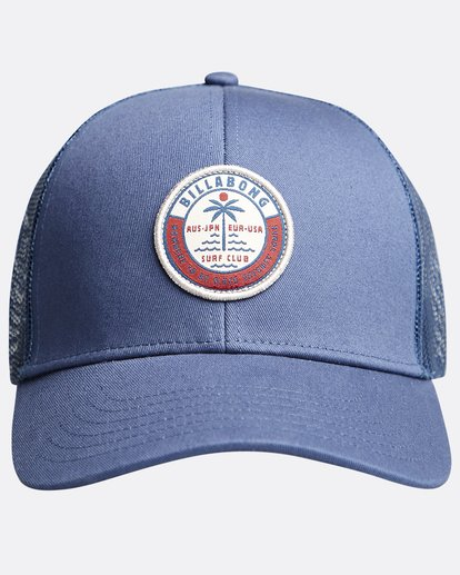 0 WALLED TRUCKER Azul Q5CT01BIF9 Billabong