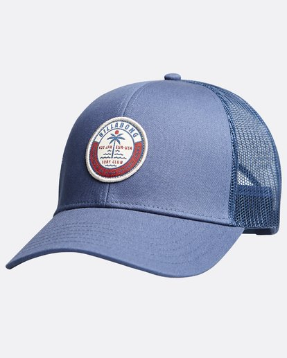 2 WALLED TRUCKER Azul Q5CT01BIF9 Billabong