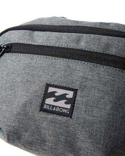 3 Java Waistpack 2L - Bum Bag for Men Grey Q5ES02BIF9 Billabong