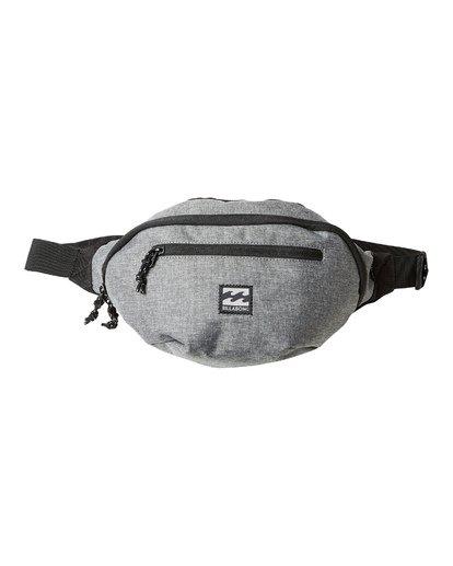 1 Java Waistpack 2L - Gürteltasche für Herren Grau Q5ES02BIF9 Billabong
