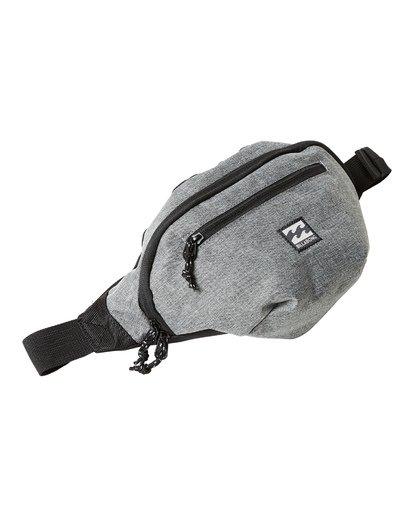 2 Java Waistpack 2L - Gürteltasche für Herren Grau Q5ES02BIF9 Billabong
