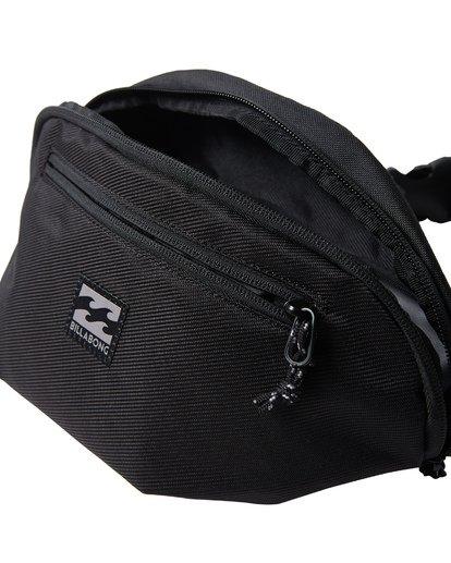 3 Java Waistpack 2L - Gürteltasche für Herren Grau Q5ES02BIF9 Billabong