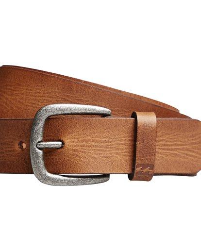 1 All Day - Leather Belt for Men  Q5LB02BIF9 Billabong