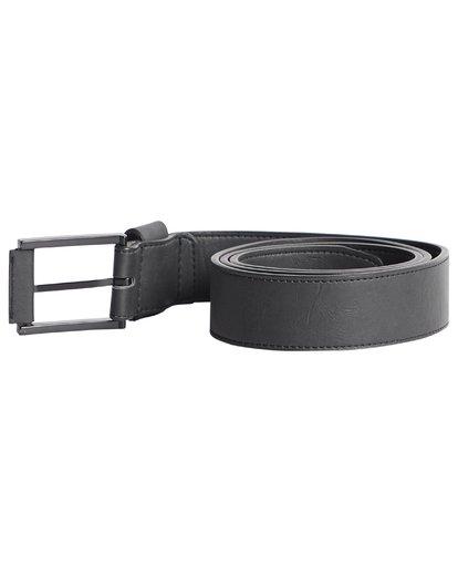 3 Gaviotas - Gürtel für Männer Schwarz Q5MB01BIF9 Billabong