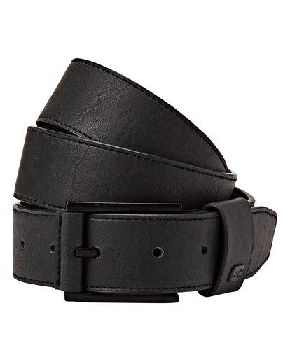 2 Gaviotas - Gürtel für Männer Schwarz Q5MB01BIF9 Billabong
