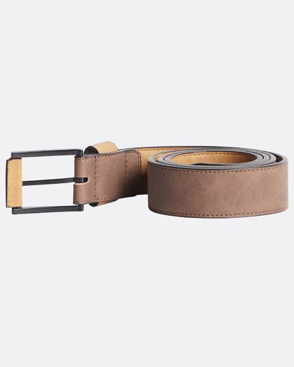 1 Gaviotas - Belt for Men Brown Q5MB01BIF9 Billabong