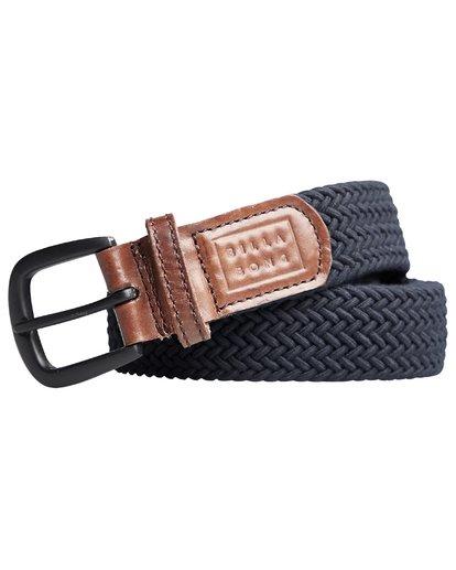3 Garza - Belt for Men Grey Q5MB02BIF9 Billabong