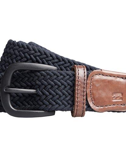 2 Garza - Belt for Men Grey Q5MB02BIF9 Billabong