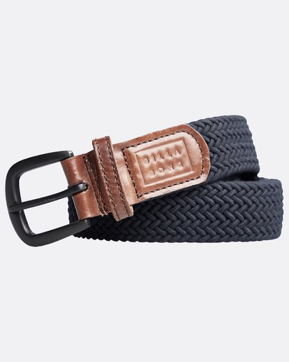 1 Garza - Belt for Men Grey Q5MB02BIF9 Billabong