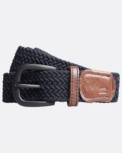 0 Garza - Belt for Men Grey Q5MB02BIF9 Billabong