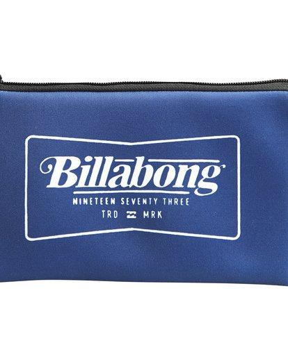 2 Shorebreak - Mäppchen für Männer Blau Q5PE02BIF9 Billabong
