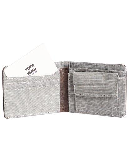7 Tides - Brieftasche für Männer  Q5WM02BIF9 Billabong