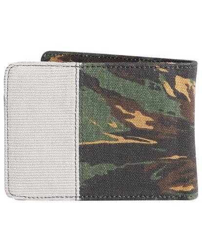 5 Tides - Brieftasche für Männer Gemustert Q5WM02BIF9 Billabong