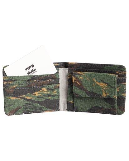 7 Tides - Brieftasche für Männer Gemustert Q5WM02BIF9 Billabong