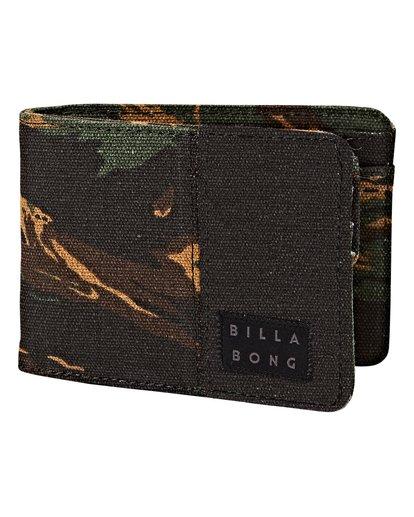 4 Tides - Brieftasche für Männer Gemustert Q5WM02BIF9 Billabong