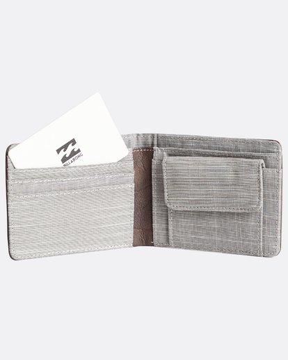 3 Tides - Brieftasche für Männer  Q5WM02BIF9 Billabong