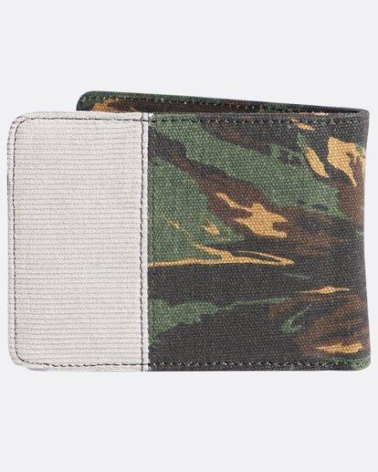 1 Tides - Brieftasche für Männer Gemustert Q5WM02BIF9 Billabong