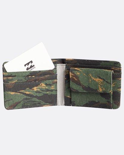 3 Tides - Brieftasche für Männer Gemustert Q5WM02BIF9 Billabong