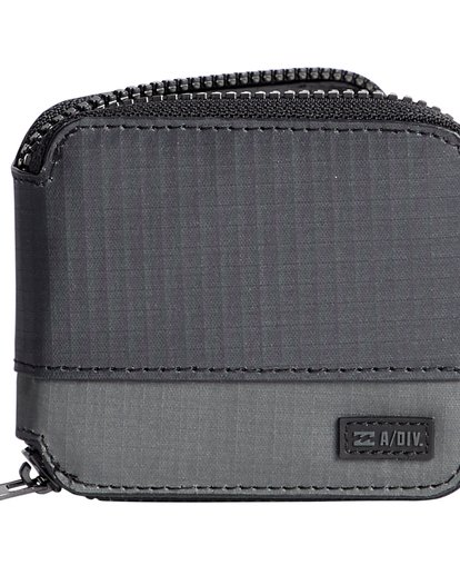 4 Trek - Cartera para Hombre Negro Q5WM08BIF9 Billabong