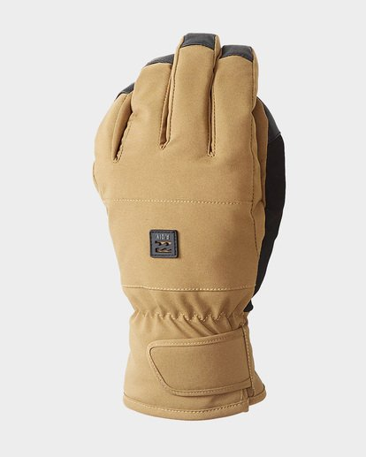 0 Kera Mens Gloves Brown Q6GL02S Billabong
