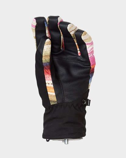 1 High Five Womens Gloves Black Q6GL05S Billabong