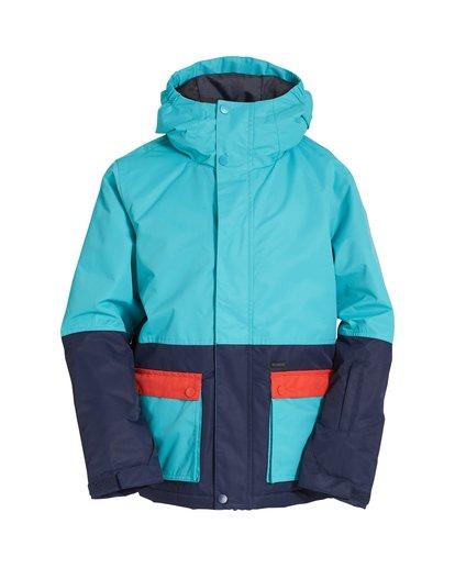 0 Fifty 50 - Chaqueta para Nieve para Chicos Azul Q6JB02BIF9 Billabong
