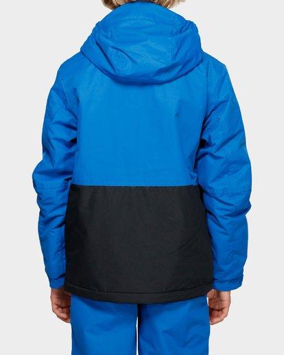 3 Boys Fifty 50 Jacket Blue Q6JB02S Billabong