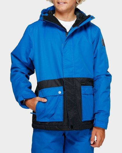 0 Boys Fifty 50 Jacket Blue Q6JB02S Billabong