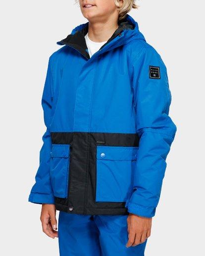 2 Boys Fifty 50 Jacket Blue Q6JB02S Billabong
