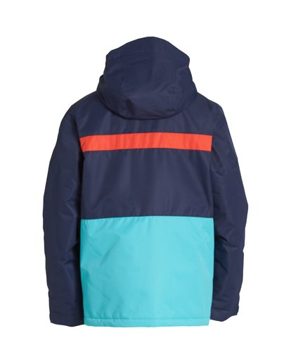 1 All Days - Snow Jacket for Boys Blue Q6JB10BIF9 Billabong