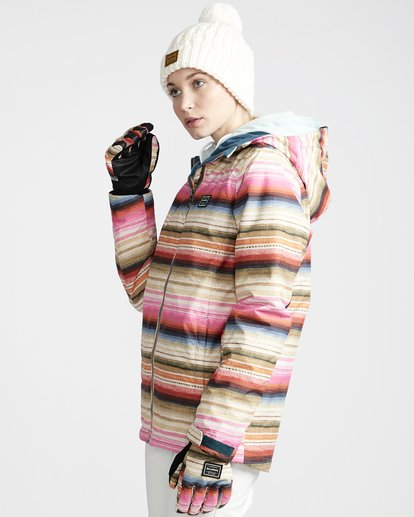 1 Sula - Jacke für Frauen Mehrfarbig Q6JF01BIF9 Billabong