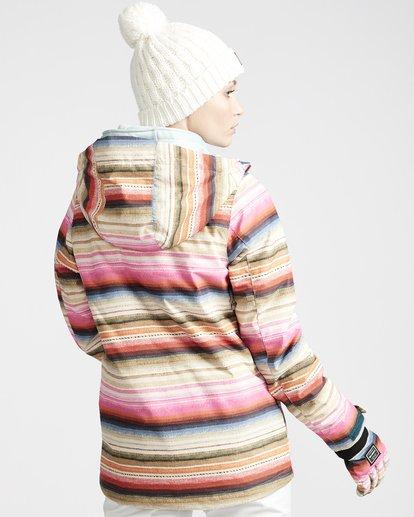 2 Sula - Jacke für Frauen Mehrfarbig Q6JF01BIF9 Billabong