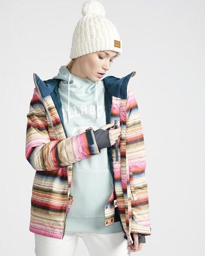3 Sula - Jacke für Frauen Mehrfarbig Q6JF01BIF9 Billabong