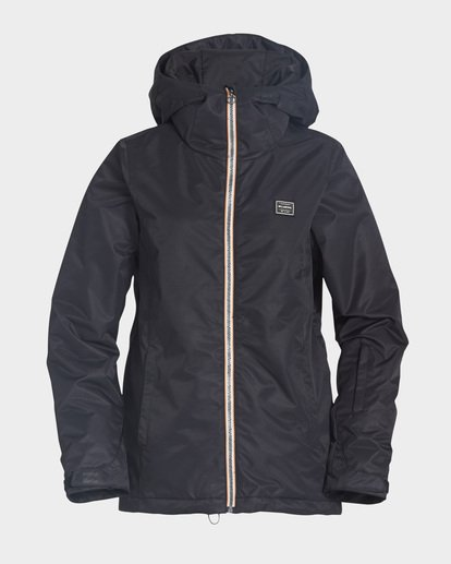 4 Sula 2L 10K Jacket Black Q6JF01S Billabong