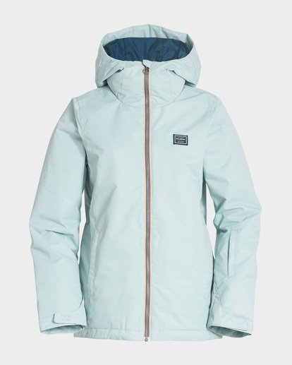 4 Sula 2L 10K Jacket Blue Q6JF01S Billabong