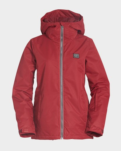 4 Sula 2L 10K Jacket Red Q6JF01S Billabong