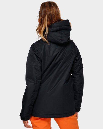 3 Sula 2L 10K Jacket Black Q6JF01S Billabong