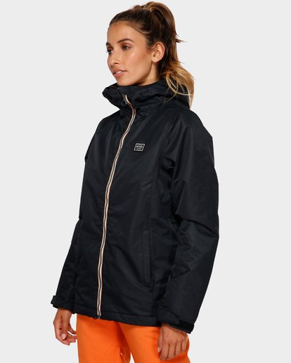 2 Sula 2L 10K Jacket Black Q6JF01S Billabong